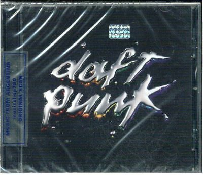 DAFT PUNK DISCOVERY SEALED CD NEW