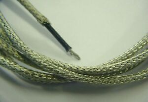 Guitar Electrics Gibson Braided Wire 1 metre