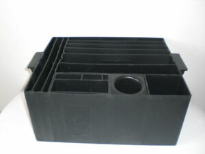 ablagebox aufbewahrungsbox organizer autobox ideal f r beifahrersitz ebay. Black Bedroom Furniture Sets. Home Design Ideas