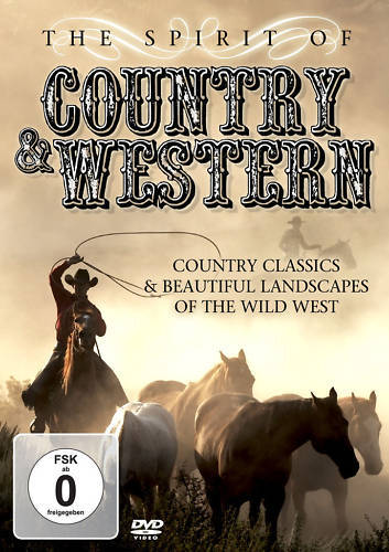 DVD The Spirit Of Country and Western
