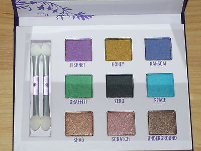 Urban Decay Deluxe Palette Eye Shadow 9 Colors