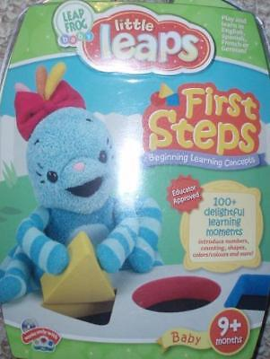 Leapfrog Little Leaps First Steps In Four Languages