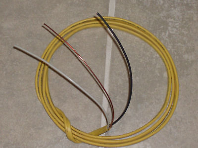 12/2 W/ground Romex Indoor Electrical Wire 75' Ft (all Lenghts Available)