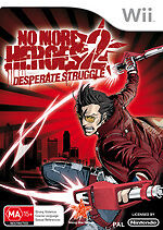 No More Heroes 2 Desperate Struggle for Wii (Brand New)