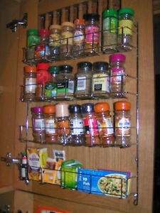 4-TIER-SPICE-RACK-CHROME-KITCHEN-CUPBOARD-STORAGE-400MM