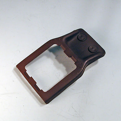 1955-1957 Chevy Convertible Top Switch Retaining Bracket 55 56 57