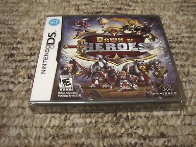 Dawn Of Heroes (nintendo Ds, 2010)