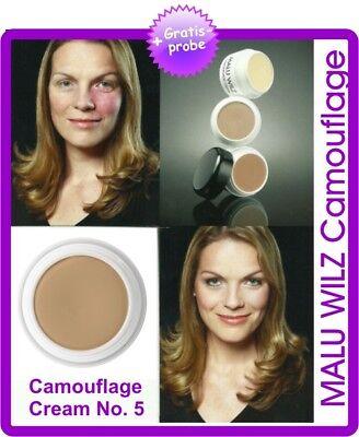 "Malu Wilz ""Camouflage""- Cream Farb No. 05"