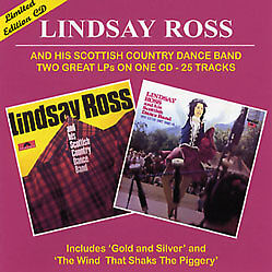 LINDSAY ROSS & HIS SCOTTISH COUNTRY DANCE BAND CD
