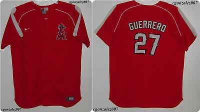 Nike Anaheim Angels Guerrero Baseball Jersey Youth