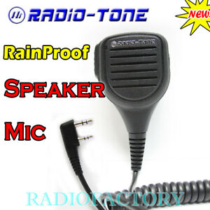 RainProof-Speaker-Mic-RADIO-TONE-For-Quansheng-TG-UV2