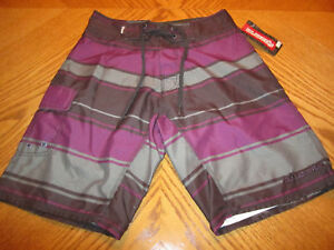 Ripzone-Rugby-Stripe-Board-Short-Size-30
