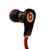 Headphone: Beats by Dr. Dre Tour In-Ear only Headphones - Black