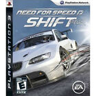 Need for Speed: Shift (Sony PlayStation 3, 2009)