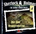Sherlock Holmes 4: Die fünf Orangenkerne