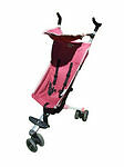 Unisex 3 Wheels Prams