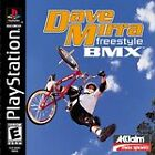 Dave Mirra Freestyle BMX (Sony PlayStation 1, 2000)