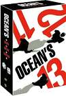 Ocean's Eleven/Ocean's Twelve /Ocean's Thirteen (DVD, 2009, 3-Disc Set)