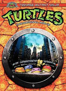 Teenage Mutant Ninja Turtles - The Movie (DVD, 1997)