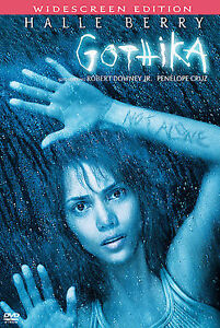 Gothika (DVD, 2004, Widescreen) - Disc Only Movie Free Shipping