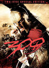 300 (DVD, 2007, 2-Disc Set, Special Edition)