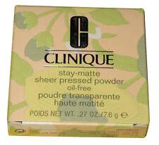 Clinique Matte Face Powders