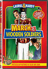 Laurel And Hardy - March Of The Wooden Soldiers (DVD, 2009)