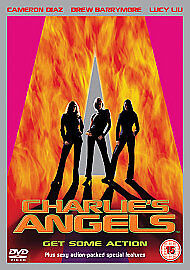 Charlies-Angels-NEW-SEALED-DVD-UK-FREEPOST-Cameron-Diaz-Lucy-Liu-Drew-Barrymore