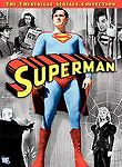 Superman: The Theatrical Serials Collection DVD Region 1, NTSC