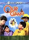 Our Gang - DVD Four Pack Collector Series - THE OUR GANG STORY/COMEDY FESTIVAL/VARIETIES/GREATEST HITS (DVD, 2001, 4-Disc Set)