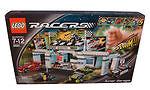 NEUE LEGO RACERS 8681 Turner Garage Sealed Boys Girls Ships World Wide