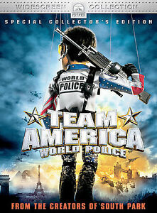 Team America (DVD, 2005, Widescreen Collection/Rated) - Gainesville, Florida, United States - Team America (DVD, 2005, Widescreen Collection/Rated) - Gainesville, Florida, United States