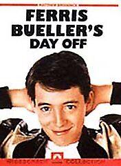 Ferris Bueller's Day Off (DVD, 1999) Brand New
