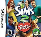 The Sims 2: Pets (Nintendo DS, 2006) - European Version