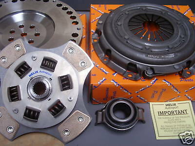 HELIX CLUTCHES AND FLYWHEELS