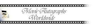 Movie Autographs Worldwide
