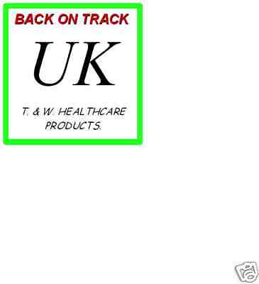 BACK ON TRACK UK