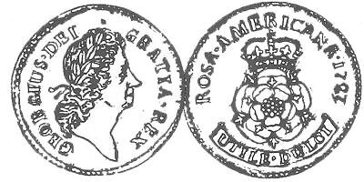 Colonial American Coins