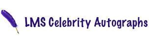 LMS Celebrity Autographs