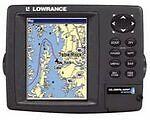Lowrance GlobalMap 3300C GPS Receiver
