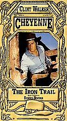VHS-Cheyenne-The-Iron-Trail-Clint-Walker-Dennis-Hopper-Dani-Crayne-TV-Series