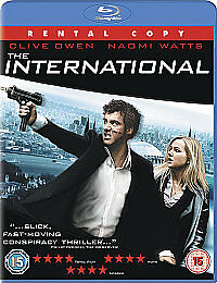 The International Bluray 2009 - <span itemprop=availableAtOrFrom>Westhill, United Kingdom</span> - The International Bluray 2009 - Westhill, United Kingdom