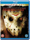 Friday The 13th (Blu-ray, 2009)