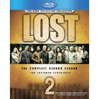 Lost - The Complete Second Season (Blu-ray Disc, 2006, 6-Disc Set)