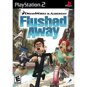 Flushed Away - Sony PlayStation 2 2006