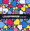 Loveparade Club Vol.1 von Various Artists (2010)