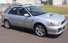 Subaru Impreza WRX (AWD) (2000) 5D Hatchback Manual (2L - Turbo MPFI) Seats