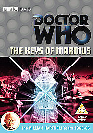 Doctor-Who-Keys-Of-Marinus-William-Hartnell-BBC-DVD-6-Episodes-1964