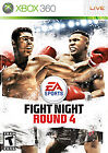 Microsoft Xbox 360 Boxing Video Games with Manual