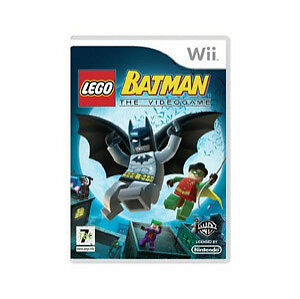 LEGO Batman The Videogame  Nintendo Wii NEW AND SEALED - Fleet, Hampshire, United Kingdom - LEGO Batman The Videogame  Nintendo Wii NEW AND SEALED - Fleet, Hampshire, United Kingdom